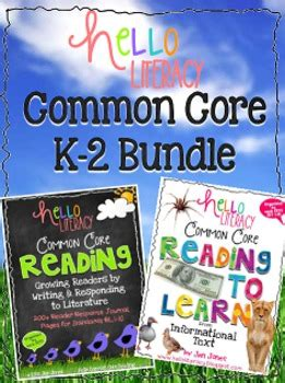 Hello K 2 hello common reading bundle rl rit packs k 2 by