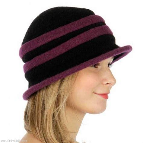 emergency cheap striped chunky womens knit wool beanie hat