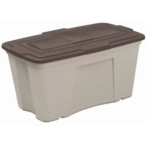 suncast 50 gal outdoor storage bin 3 pack b501824 on