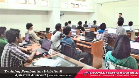 trainingkursus  jasa pembuatan website aplikasi