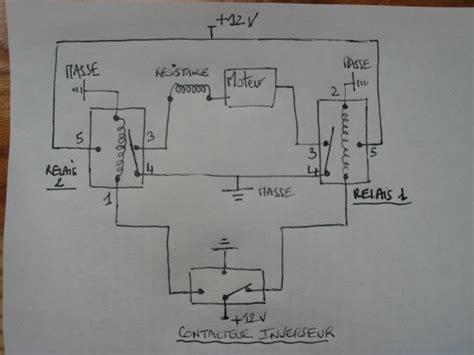 Changer Une Porte D Entrée 740 by Pour Aide Schema Electrique Pour Inverser Lpolarit 233