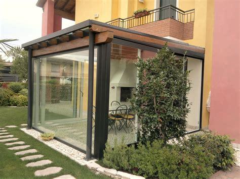 tettoie chiuse verande tettoie verande residenziale