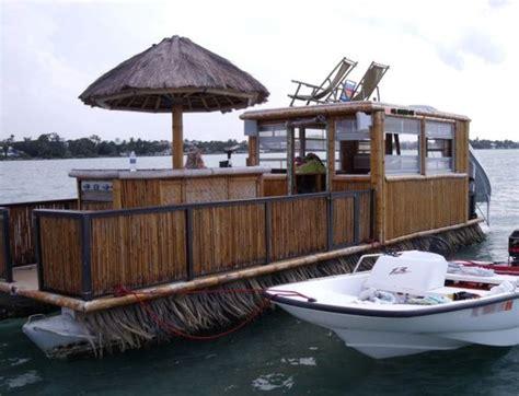 Tiki Bar Decorating Ideas Pictures Pontiki Boat Cruises And Custom Pontoon Boats