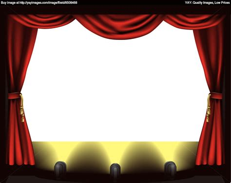 play theater stage clip art poetry friday students narrating this man s art in sonnet