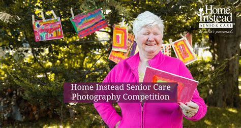 senior citizen photo competition home instead senior care