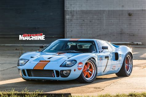 Ford Gt Kit Car by Home Built 2016 Ford Gt40 Replica