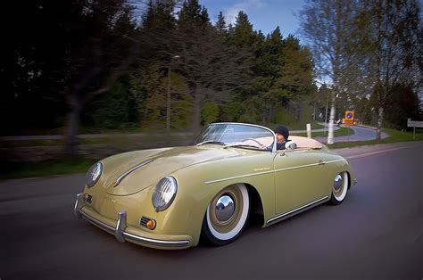Porsche 356 Replica Kit Speedster Carjunkies