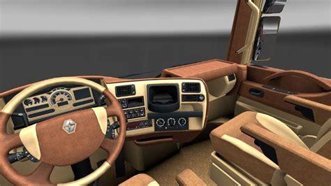 Renault 21 Interior by Renault Magnum Premium Interior 1 21 X Simulator