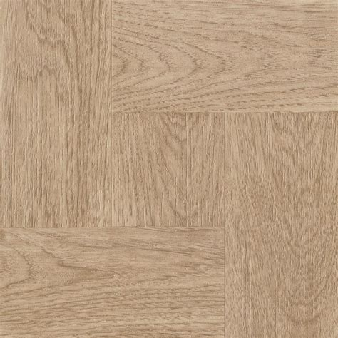 armstrong 12 in x 12 in natural wood parquet residential