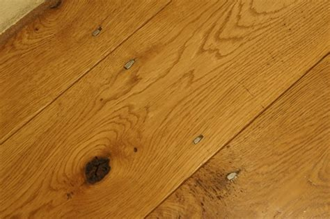 what methods can be used to fit my oak flooring peak oak