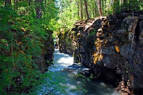 Jackson County Oregon Records File Rogue River Gorge Jackson County Oregon Scenic