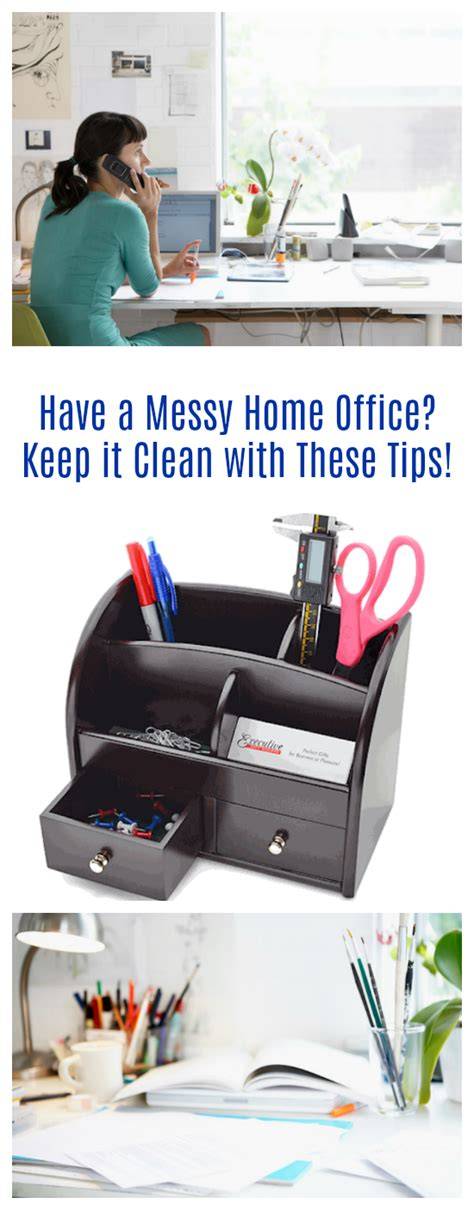 which of these is a home office have a messy home office keep it clean with these tips