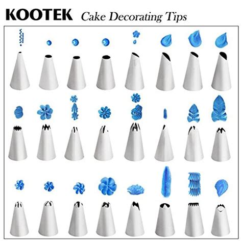 cake decorating skills techniques for every cake maker and every of cake books kootek 28 cake decorating tips kits professional