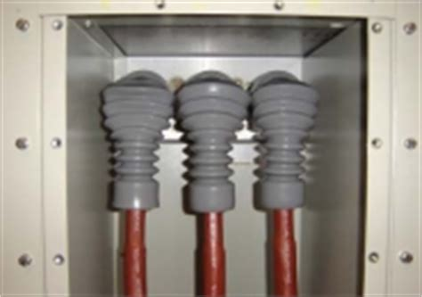 high voltage cable boots bushing boots hv 11kv cold applied bushing boots