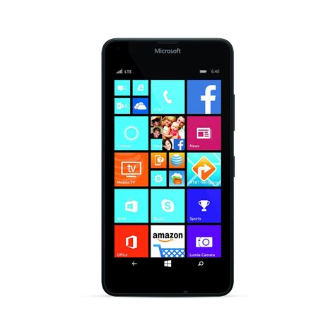 microsoft lumia 640 lte dual sim 綷 綷 綷