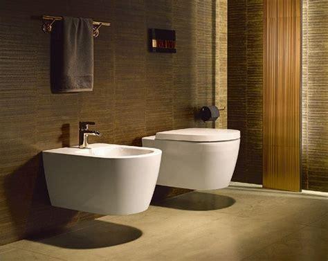 Washroom Bidet by Bagnoidea Sanitari Sospesi Me Water E Bidet