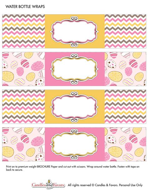 printable easter label free printables for easter catch my party