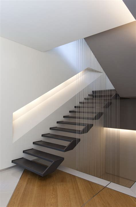 cool staircase designs guaranteed to tickle your brain floating stairs studio and staircases