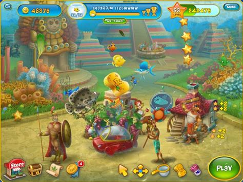 big fish games full version android fishdom depths of time collector s edition gt ipad iphone
