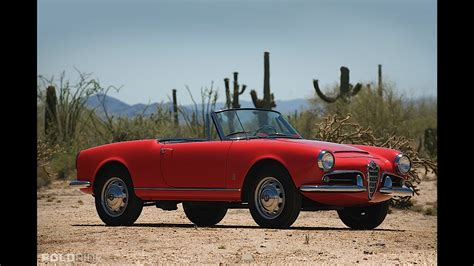 alfa romeo giulia spider alfa romeo giulia spider normale