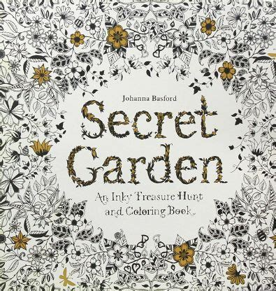 secret garden coloring book waterstones livre de coloriage mandala jardin secret coloriage