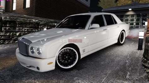 bentley arnage custom gta 4 bentley arnage t 2005 custom mod gtainside com