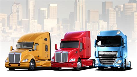 paccar trucks paccar achieves very good annual revenues and profits