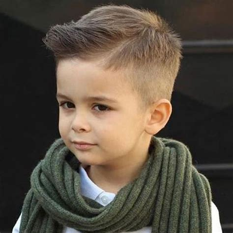 side swept boys hairstyles 25 cute toddler boy haircuts