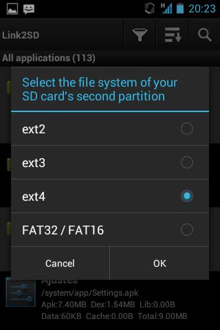 how to make sd card partition how to increase memory partition sd card