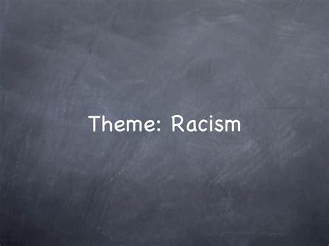 theme of to kill a mockingbird racism to kill a mockingbird racism