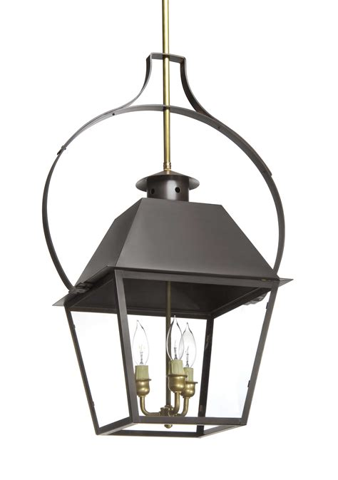 electric chinese lantern lights ch 13 hanging light copper lantern gas and electric