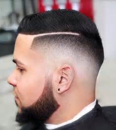 mens hairstyles with line 2017 clean line up haircuts for s hairstyles and