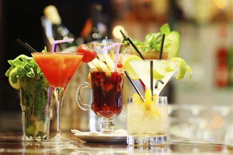 top drinks at a bar no alcohol no problem 5 delicious summer mocktails the