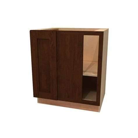Blind Corner Base Cabinet by Home Decorators Collection Assembled 30x34 5x24 In