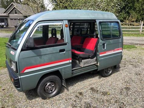 Suzuki 4x4 Price Suzuki 4x4 Microvan For Sale In Roy Washington United States