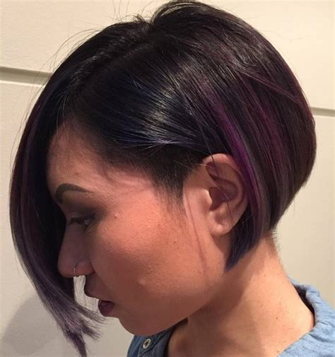 asymetrical ans stacked hairstyles 40 short bob hairstyles layered stacked wavy and angled