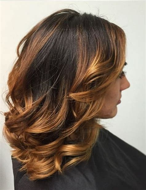 how to balayage med layered dark brown 9 best images about private for me on pinterest medium