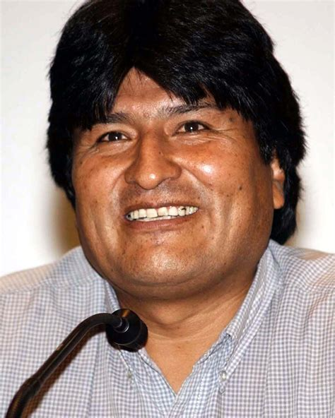 evo morales evo morales quot i don t always smile but when i do it