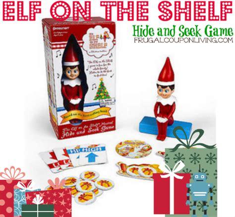 Hide On The Shelf by The On The Shelf On The Shelf Hide And Seek