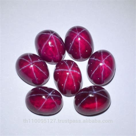 15 10 ct ruby sapphire 6 rays lab created buy