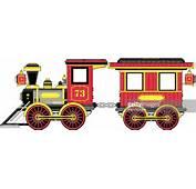 Locomotive Cartoon Clip Art 67