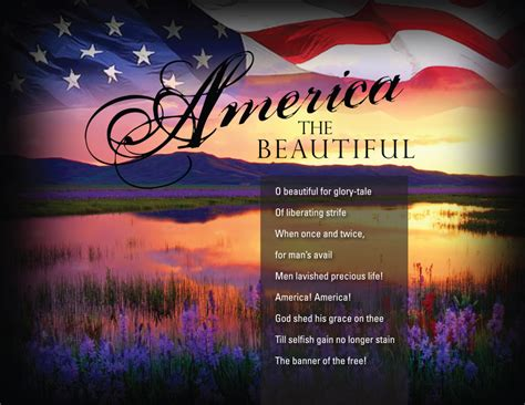 America America God Shed His Grace On Thee by Walker Report Shedding Light On Bexar County America