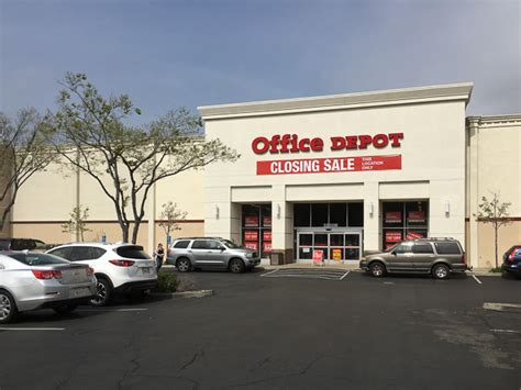 Office Depot Creek Office Depot Closing In Pleasant Hill Beyond The Creek