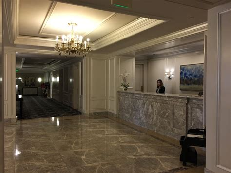 hotel front desk san francisco hotel review ritz carlton san francisco