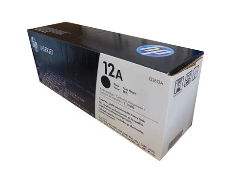 Toner Hp 12a Amazlnk hp q2612a 12a hewlett packard black toner cartridge