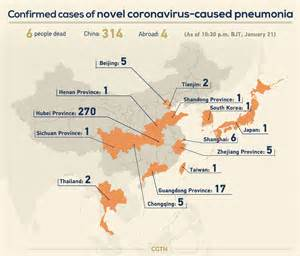 wuhan coronavirus case identified