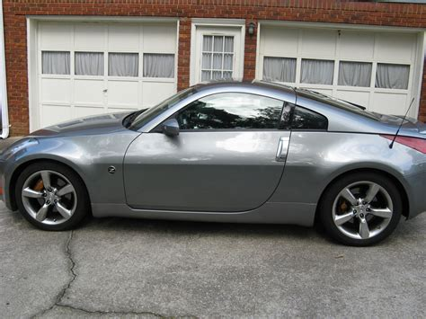 Nissan 350z 2005 by 2005 Nissan 350z 35th Anniversary Ed For Sale Pinson