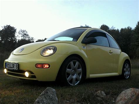 volkswagen new beetle 2001 n2vdubz4ever 2001 volkswagen new beetlegls turbo hatchback
