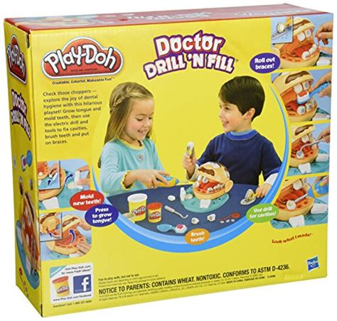 Play Doh Kitchen Set India Play Doh Doctor Drill N Fill Discontinued By