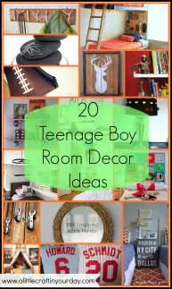 Diy Boys Bedroom Ideas Gallery For Gt Diy Projects For Teenage Boys